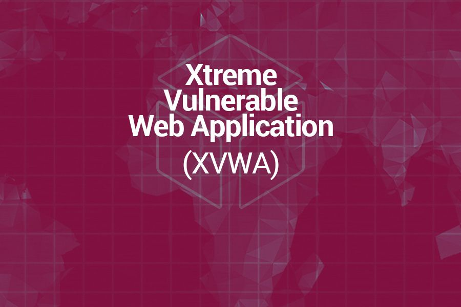 Cyber Ranges XVWA Scenario