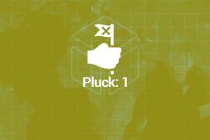 Pluck: 1