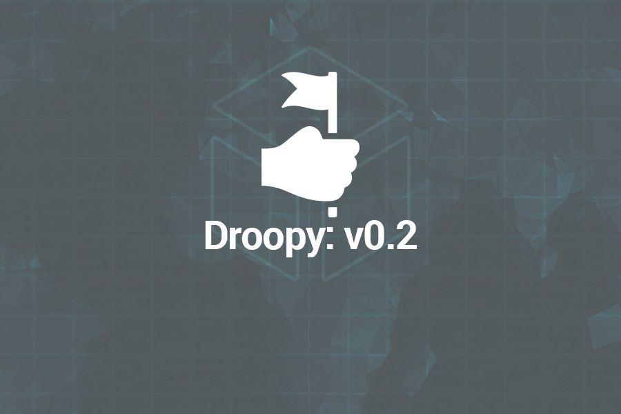 Cyber Ranges Droopy: v0.2 Scenario