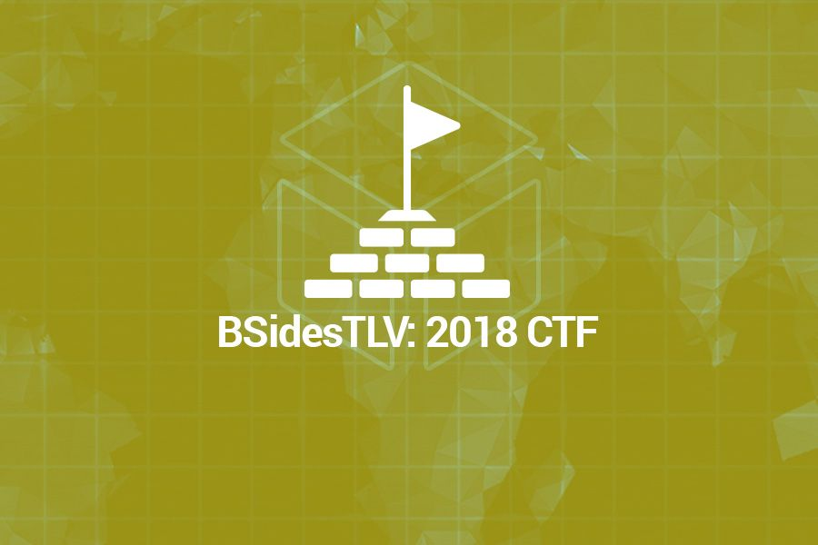 Cyber Ranges BSidesTLV Scenario