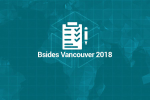 Bsides Vancouver 2018