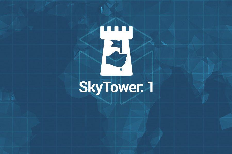 Cyber Ranges SkyTower: 1 Scenario