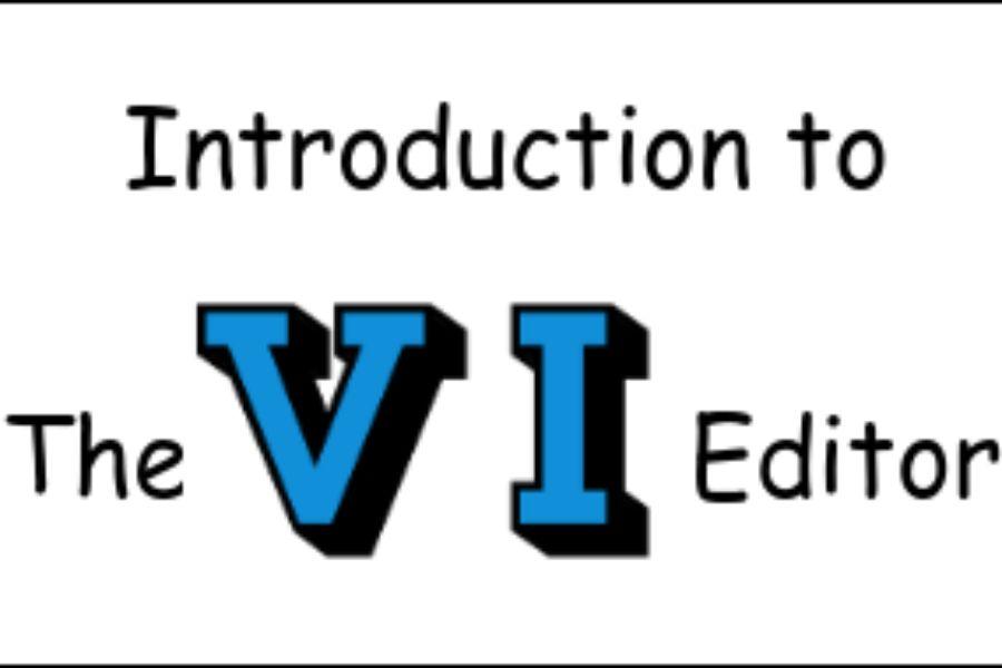 Cyber Ranges Introduction To Vi Editor Scenario