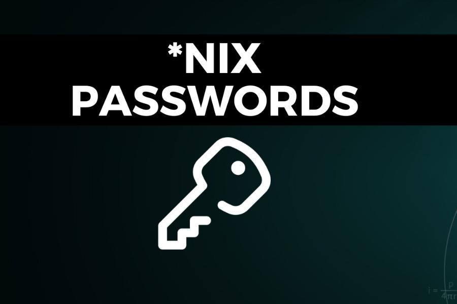 Cyber Ranges *NIX passwords Scenario