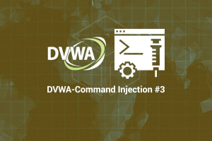 DVWA-Command Injection #3
