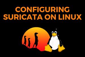 Configuring Suricata