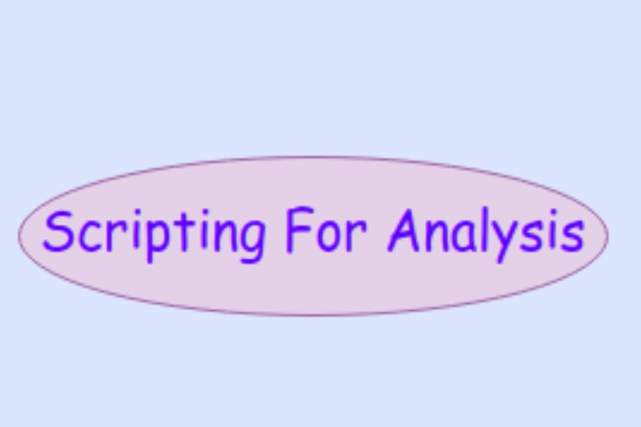 Cyber Ranges Scripting For Analysis Scenario