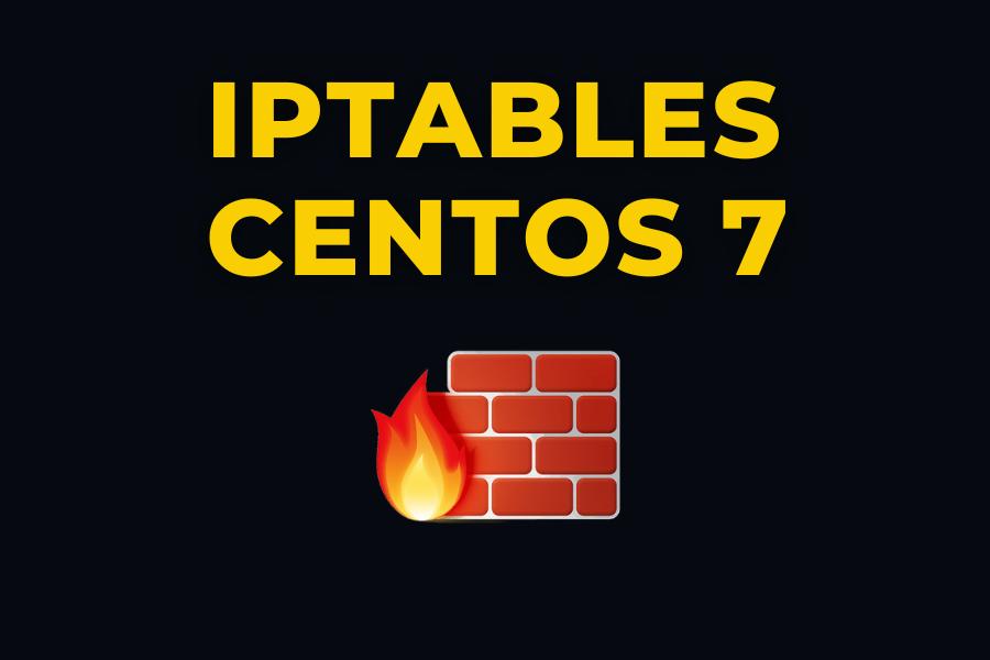 Cyber Ranges IPtables on CentOS 7 Scenario