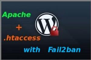 Fail2ban in Apache+WP