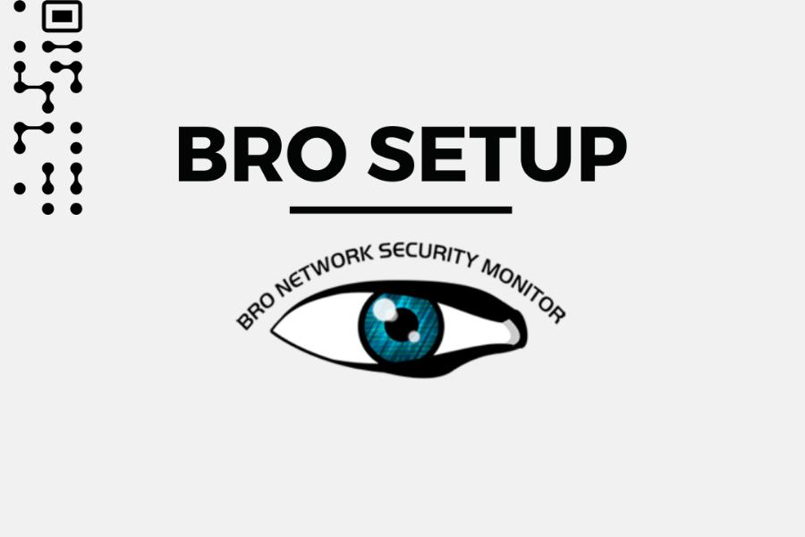 Cyber Ranges Bro Set Up Scenario
