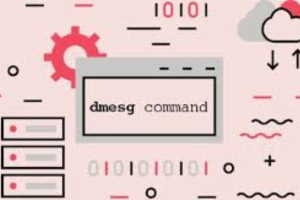 Troubleshooting Using dmesg Command in Linux