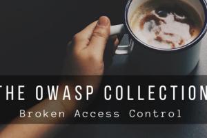 Broken Access Controls